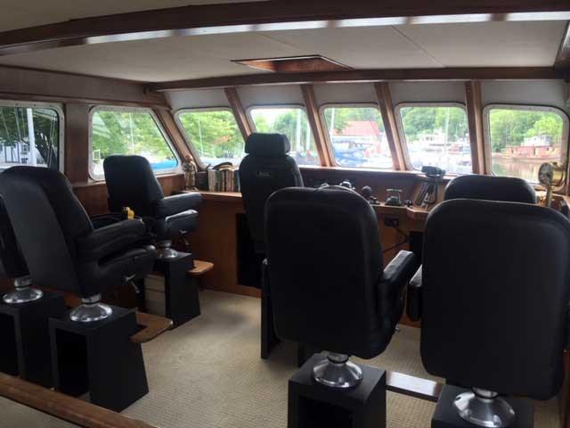 2013 Custom Boat Mfg Dovercraft Trawler Photo 14 of 22