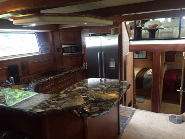 2013 Custom Boat Mfg Dovercraft Trawler Photo 15 of 22