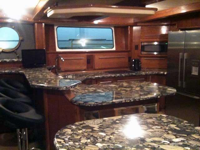2013 Custom Boat Mfg Dovercraft Trawler Photo 16 of 22