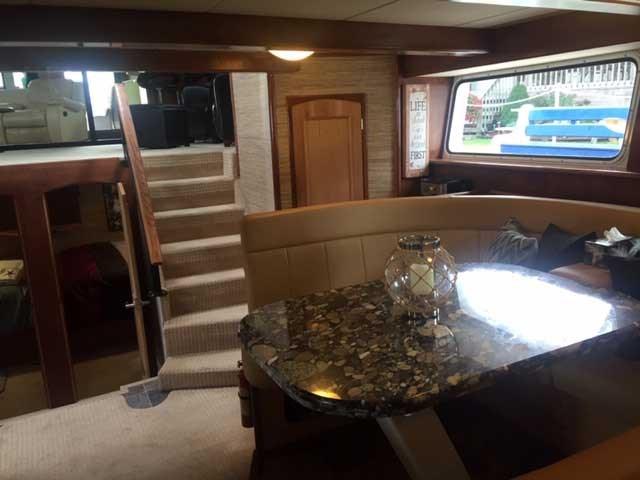 2013 Custom Boat Mfg Dovercraft Trawler Photo 17 of 22