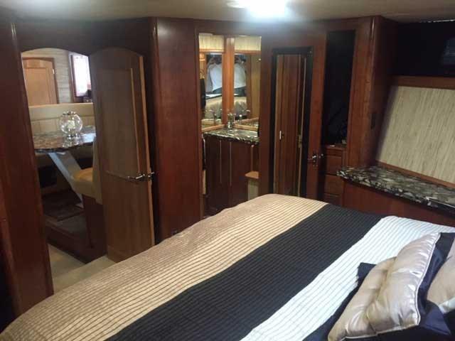 2013 Custom Boat Mfg Dovercraft Trawler Photo 20 of 22
