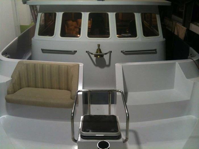 2013 Custom Boat Mfg Dovercraft Trawler Photo 6 of 15