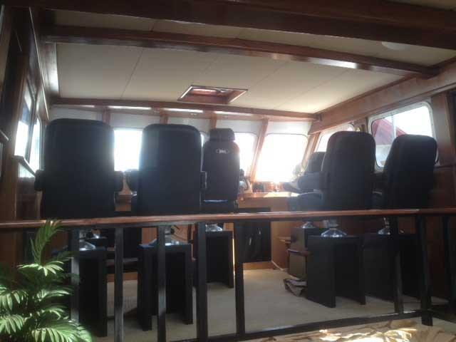 2013 Custom Boat Mfg Dovercraft Trawler Photo 8 of 15