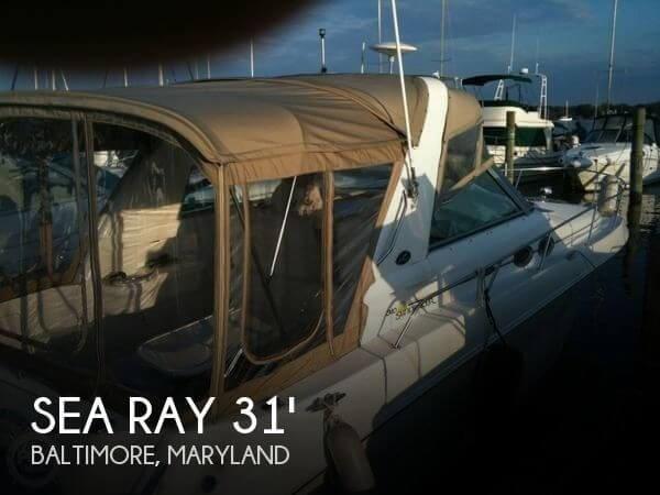 2001 Sea Ray 310 Sundancer Photo 1 of 20