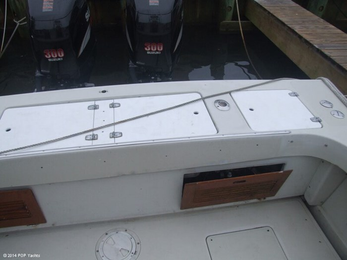 1986 Boston Whaler 27 Offshore Photo 11 sur 20