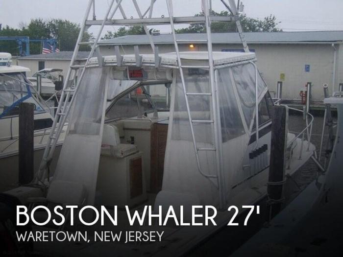 1986 Boston Whaler 27 Offshore Photo 1 sur 20