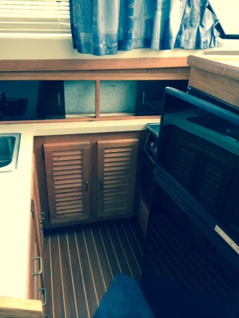 1988 MAINSHIP 40 DOUBLE CABIN Photo 15 of 19