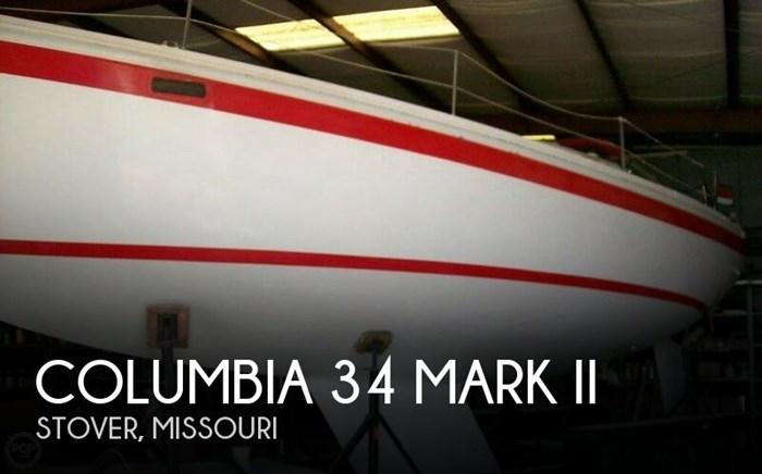 1971 Columbia 34 Mark II Photo 1 of 11