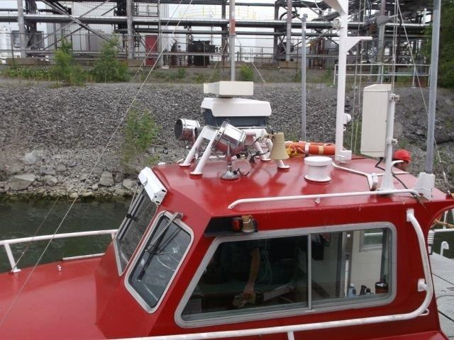 1987 Custom Built Twin Screw Aluminum Work/Tug/Pilot Boat Photo 4 of 10