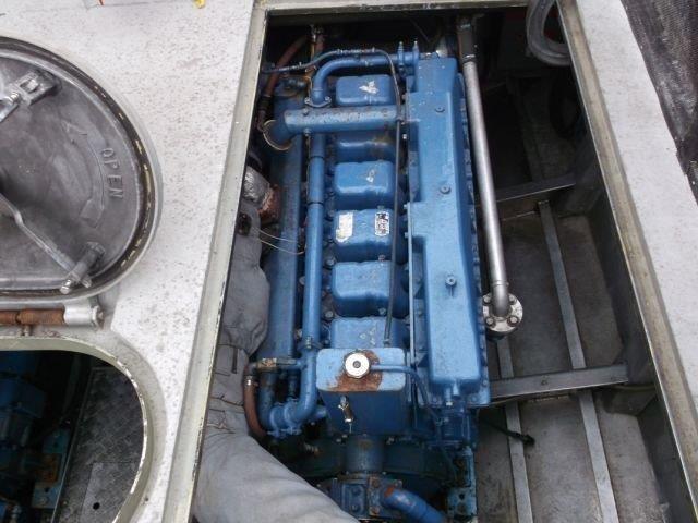 1987 Custom Built Twin Screw Aluminum Work/Tug/Pilot Boat Photo 8 of 10
