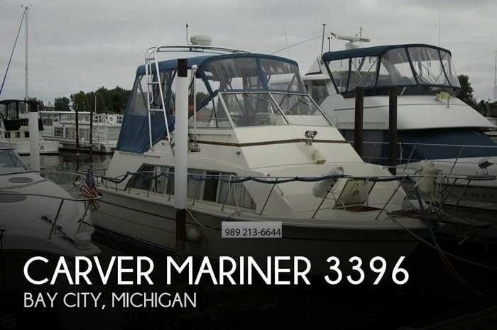 1979 Carver Mariner 3396 Photo 1 sur 20