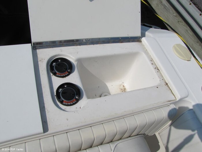 2007 Angler 260 Center Console Photo 18 of 20