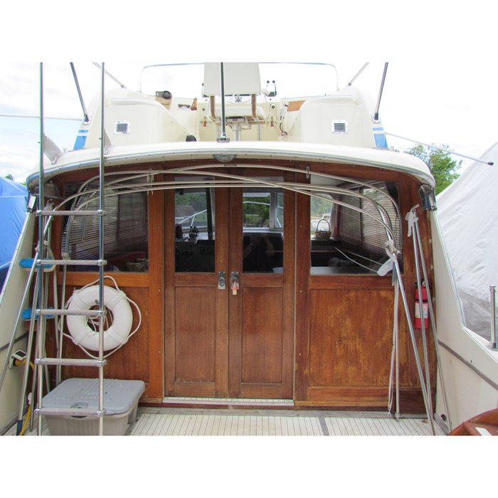 1965 Hatteras Sport Fish Fly Bridge Photo 4 sur 13