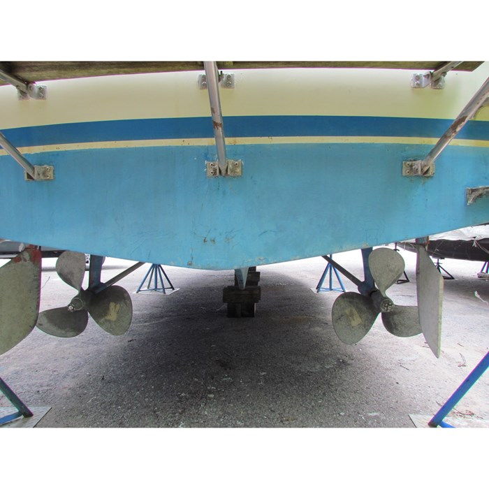 1965 Hatteras Sport Fish Fly Bridge Photo 3 sur 13