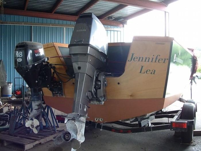 2004 Lakeland Boatworks 22 Isle Royale Photo 6 of 20