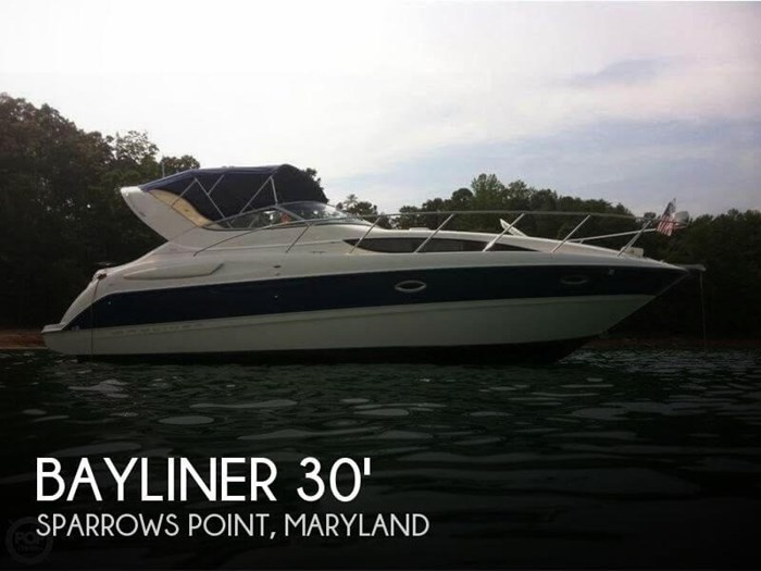 2007 Bayliner 305 Cruiser Photo 1 sur 20