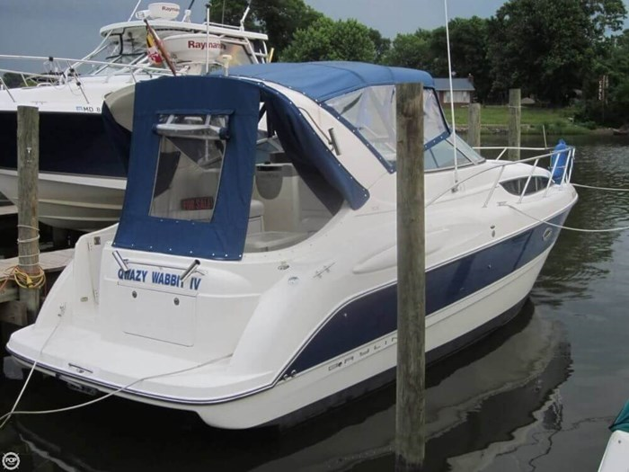 2007 Bayliner 305 Cruiser Photo 2 sur 20