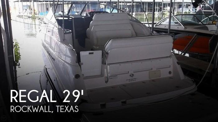 2008 Regal 2665 Commodore Photo 1 of 20