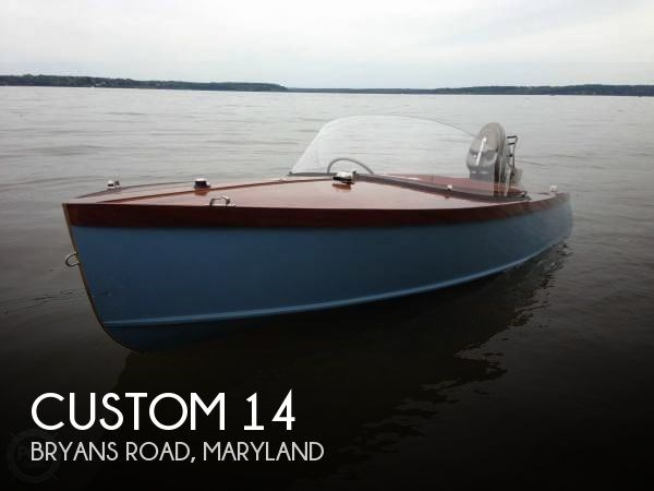 2013 Custom 14 Photo 1 sur 20