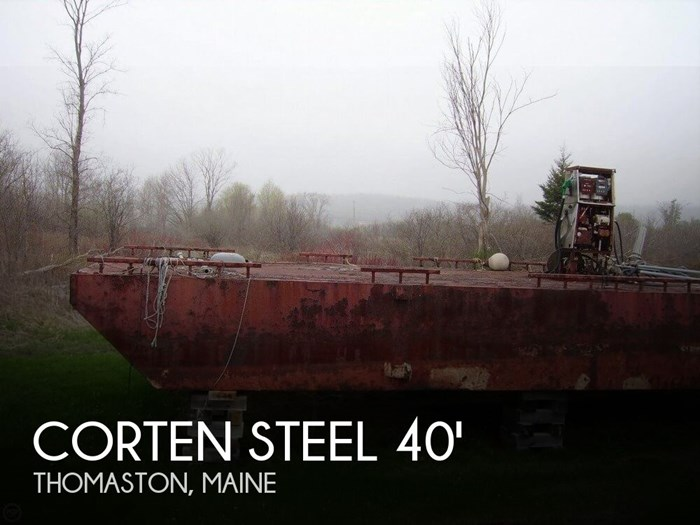 1992 Corten Steel 16x40 Little Dipper Photo 1 of 16