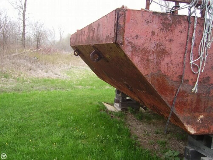 1992 Corten Steel 16x40 Little Dipper Photo 9 of 20