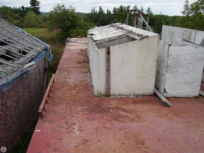 1994 Corten Steel 20' x 52' Barge Photo 6 sur 20