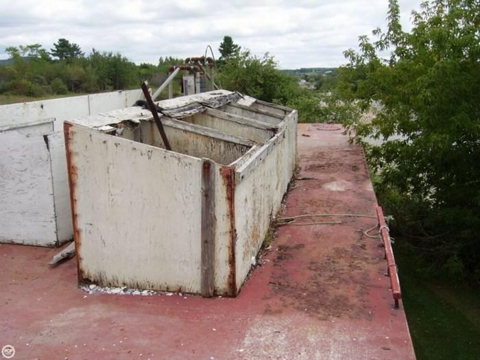 1994 Corten Steel 20' x 52' Barge Photo 7 sur 20