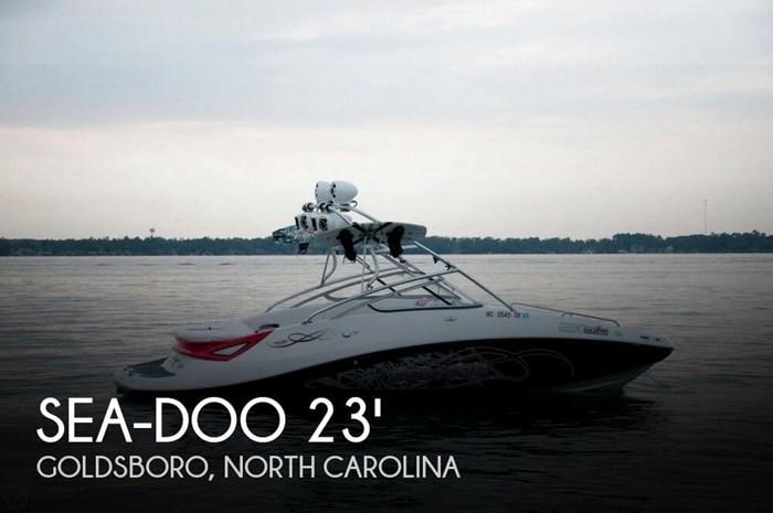 2008 Sea-Doo 230 Wake Edition Photo 1 sur 20