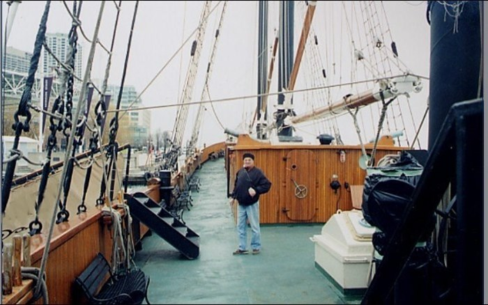 1982 Custom Built 203' Steel Tall Ship - FOR CHARTER Photo 2 sur 7