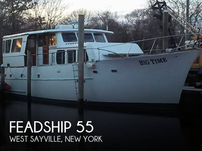 1956 Feadship 55 Photo 1 of 20