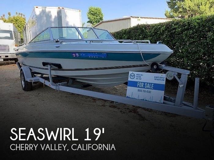 1989 Seaswirl Sierra Classic Photo 1 of 20