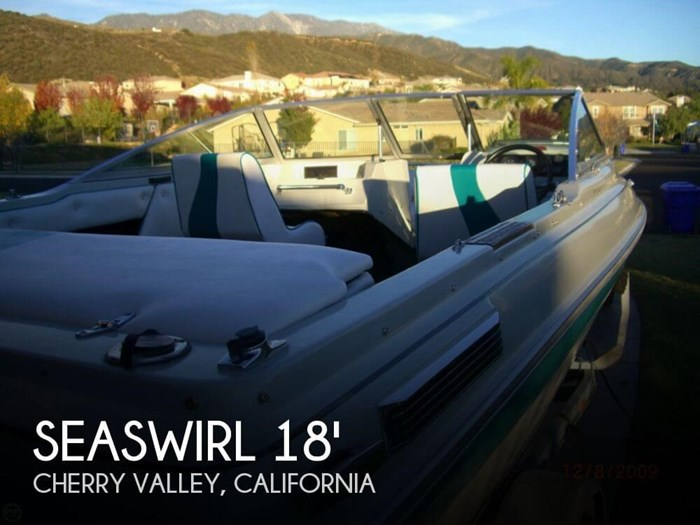 1989 Seaswirl Sierra Classic Photo 1 sur 20