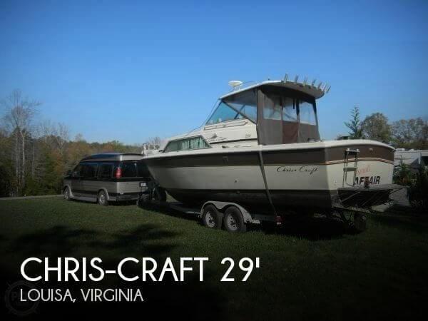 1981 Chris-Craft 280 Catalina Express Photo 1 of 20