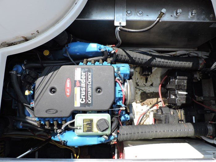 2004 Carver 36 Mariner Photo 42 sur 45