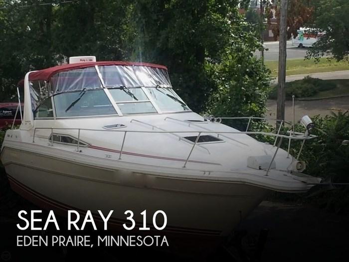 1990 Sea Ray 310 Sundancer Photo 1 of 20