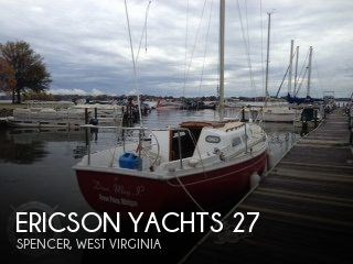 1979 Ericson Yachts 27 Photo 1 of 21