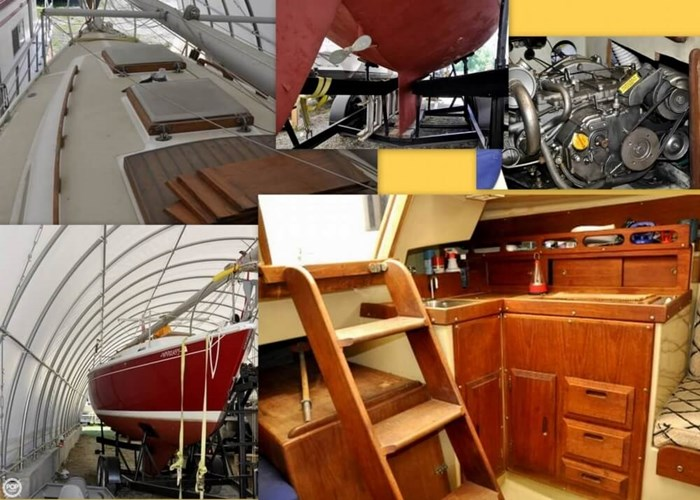 1979 Ericson Yachts 27 Photo 5 of 21