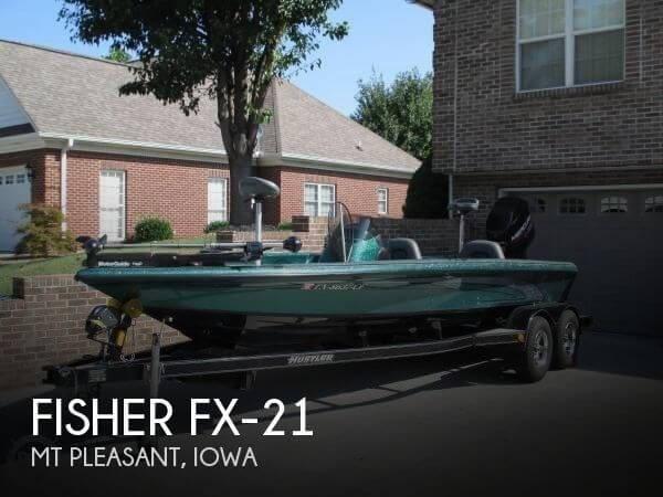 1998 Fisher FX-21 Photo 1 sur 21