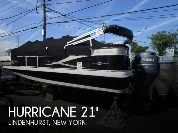 2011 Hurricane Fundeck 216 Photo 1 sur 20