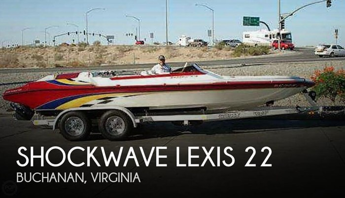 2002 Shockwave Lexis 22 Photo 1 of 20