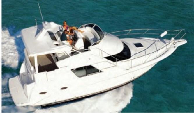 2002 Silverton 352 Motor Yacht Photo 1 of 37
