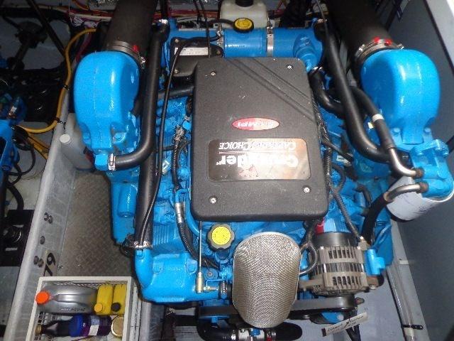2002 Silverton 352 Motor Yacht Photo 36 of 37