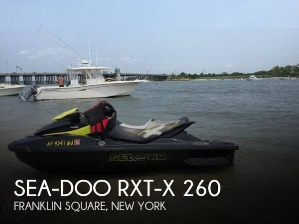 2013 Sea-Doo RXT-X 260 Photo 1 of 20