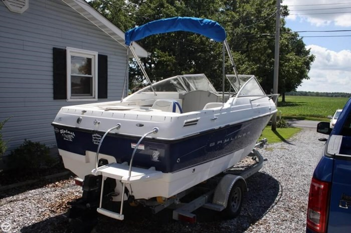 2007 Bayliner 192 Discovery Photo 4 sur 20
