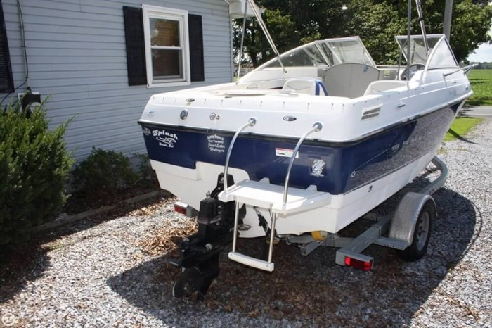 2007 Bayliner 192 Discovery Photo 5 sur 20