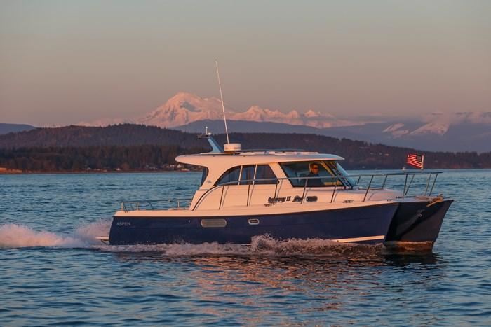 2016 Aspen Power Catamarans C100 Photo 1 sur 1