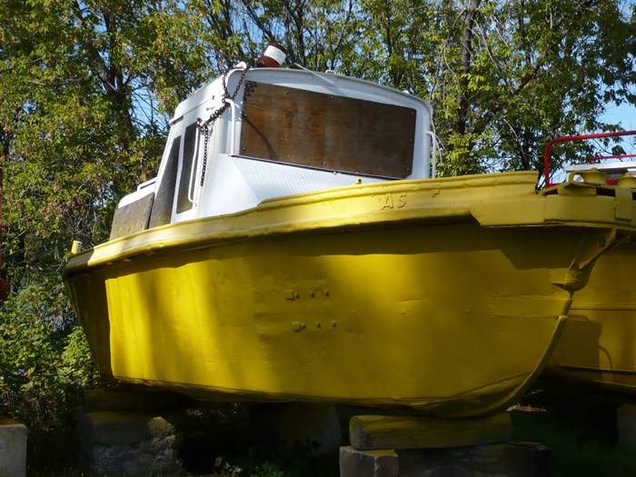 1965 Work Boat Work Boat With Winch Photo 2 of 2