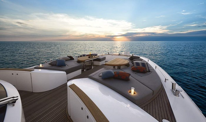 2020 Monte Carlo Yachts 86 MCY86 Photo 2 of 3
