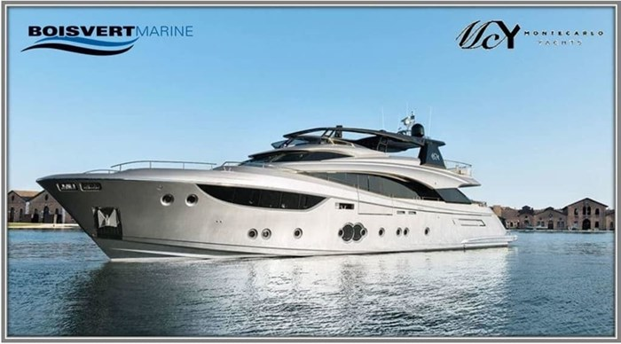 2021 Monte Carlo MCY105 Photo 42 sur 42
