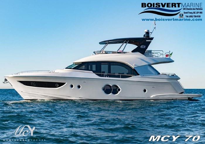 2021 Monte Carlo MCY 70 Photo 1 sur 48